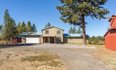 16755 Elk Court, La Pine beautiful ranchette in Central Oregon